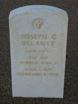 Joseph C Delaney