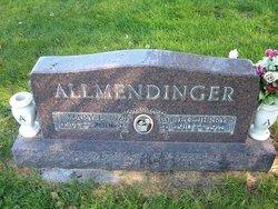 """John Gerald """"Jerry"""" Allmendinger"""
