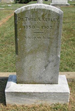 Thomas A Kerley