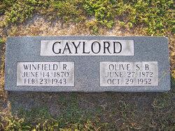 Winfield Romeo Gaylord