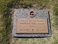 """Anthony Reed """"Tony"""" Adams"""