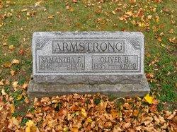 Samantha E. <I>Gartin</I> Armstrong