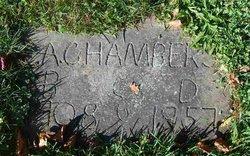 Lafayette A. Chambers