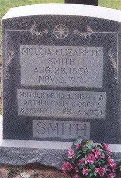 Molcia Elizabeth <I>Kemp</I> Smith