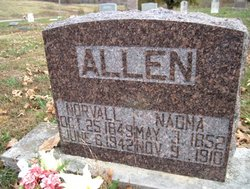 Naomi E. <I>Renfro</I> Allen