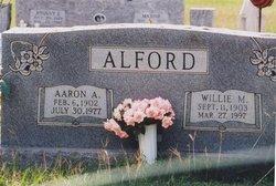 Aaron Alford