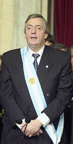 Néstor Carlos Kirchner