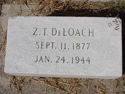 Zachary Taylor DeLoach