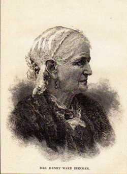 Eunice White <I>Bullard</I> Beecher