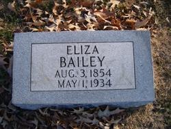 Ann Eliza <I>Owens</I> Bailey