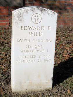 Edward Bartley Wild