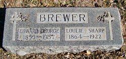 Loulie Sexton <I>Sharp</I> Brewer