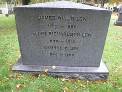 Ellen Octavia <I>Richardson</I> Low