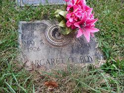 Margaret <I>O'Neil</I> Boyd