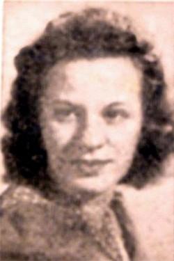 Norma Faye <I>Douglas</I> Reeves