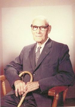 Benjamin Wesley Booher, I