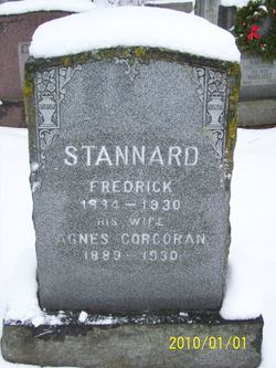 Agnes <I>Corcoran</I> Stannard