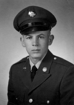 PFC Terry Joe Reed