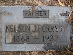 Nelson John Forrest