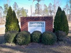 Indian Springs Baptist Church Cemetery