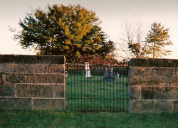 Stout Family Cemetery