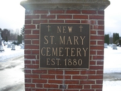 New Saint Mary Cemetery