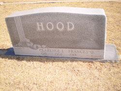 Frances Odell <I>Woodman</I> Hood