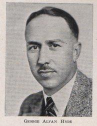 George Alvin Hyde