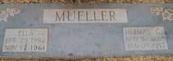 Ella <I>Vogelsang</I> Mueller
