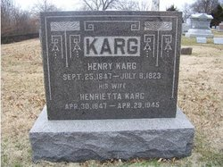 Henry Karg