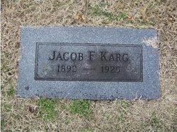 Jacob Floyd Karg