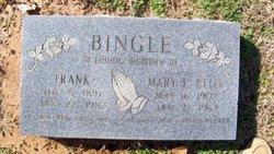 Mary Lou Etta <I>Frost</I> Bingle