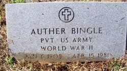Pvt Arthur Lee Bingle