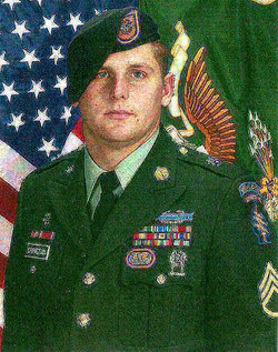 SSGT Rusty Hunter Christian