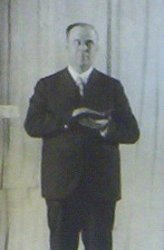 Rev Norris Elva Spurgeon