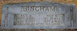 Kate Mae <I>Mince</I> Bingham