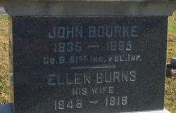 Ellen <I>Burns</I> Bourke