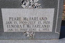 Elnora Florence McFarland