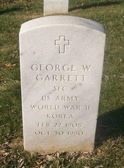 George W Garrett