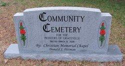 Graceville Community Cemetery