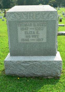 Thomas B Reed
