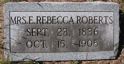 Edna Rebecca <I>Shipp</I> Roberts