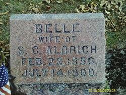 Belle <I>Pratt</I> Aldrich