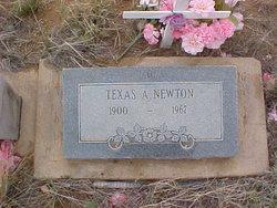 Texas A Newton