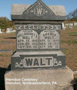 Willoughby Ziegler Walt