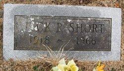 Jack R Short