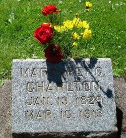 Margaret Catherine <I>Miller</I> Charlton
