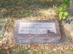 Catherine C Tomlinson