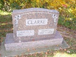 Shirley Christine <I>Carlson</I> Clarke