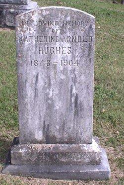 Katherine <I>Arnold</I> Hughes